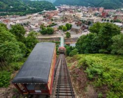 Riding the Beautiful and Historic Johnstown Inclined Plane
