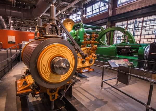 The National Museum of Industrial History in Bethlehem in the Lehigh Valley