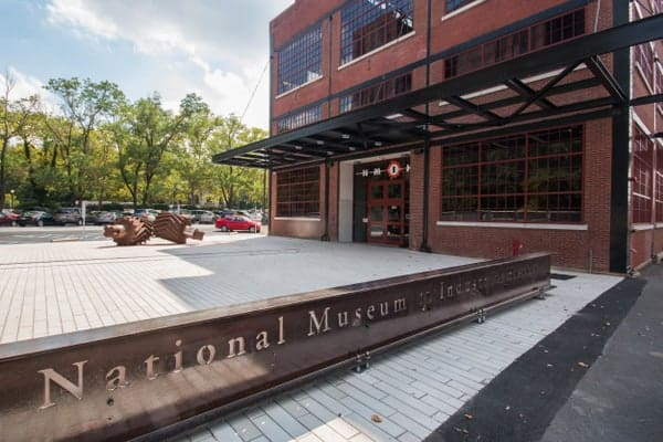 Visiting the National Museum of Industrial History in Bethlehem, PA