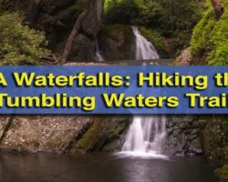 Pennsylvania Waterfalls: Hiking the Tumbling Waters Trail in the Delaware Water Gap