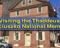 Visiting the Thaddeus Kosciuszko National Memorial: The National Park Service's Most Overlooked Site