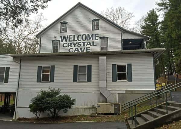 Crystal Cave Visitor Center