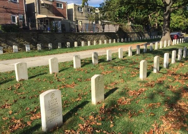 Where is Baseball Hall of Famer Louis Santop buried in Philadelphia?