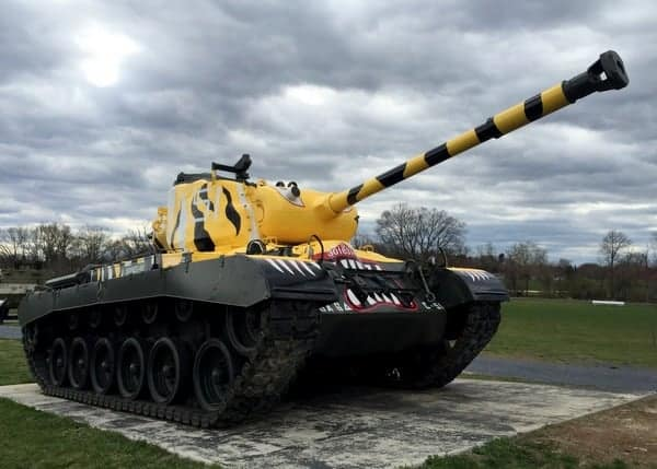 Free things to do in Carlisle, PA: Army Heritage Center