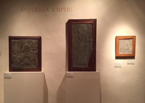 Assyrian Empire at Glencairn Museum in Bryn Athyn, Pennsylvania