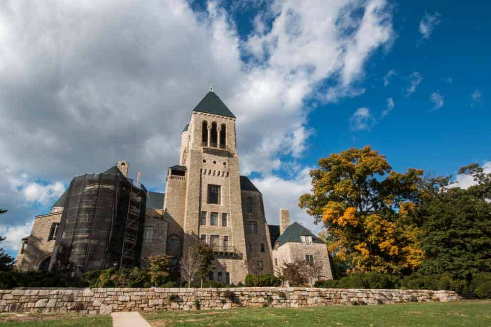 Visiting the Glencairn Museum in Bryn Athyn, Pennsylvania