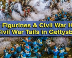 Feline Dioramas and Civil War History at Civil War Tails in Gettysburg