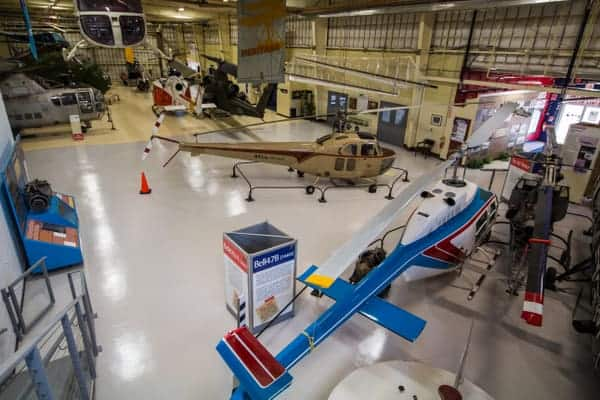 Visiting the American Helicopter Museum in West Chester, Pennsylvania