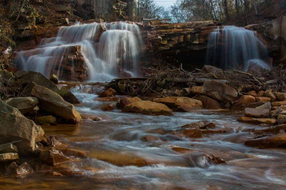 Pennsylvania Waterfalls: How to Get to Paint Falls and Little Paint