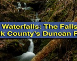 Pennsylvania Waterfalls: How to Get to the Duncan Run Waterfalls in York County