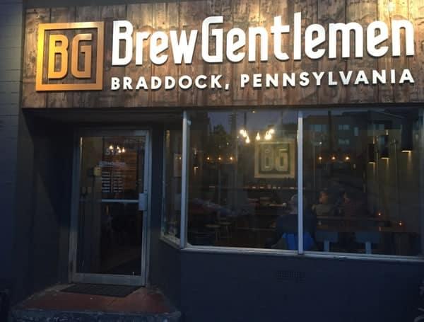 Breweries to visit in Pittsburgh: Brew Gentlemen