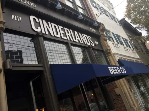 Cinderlands Beer Co is one of the best breweries in Pittsburgh