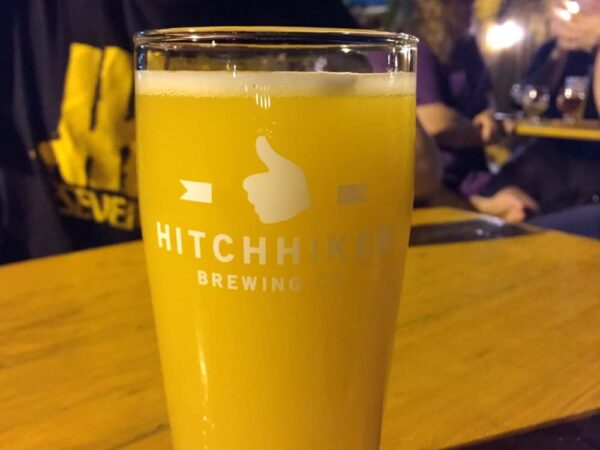 Hitchhiker is one of the best breweries near Pittsburgh, Pennsylvania