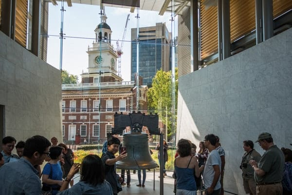 Things to do in Philadelphia: See the Liberty Bell