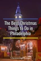 The best Christmas things to do in Philadelphia