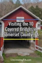 Covered Bridges in Somerset County PA
