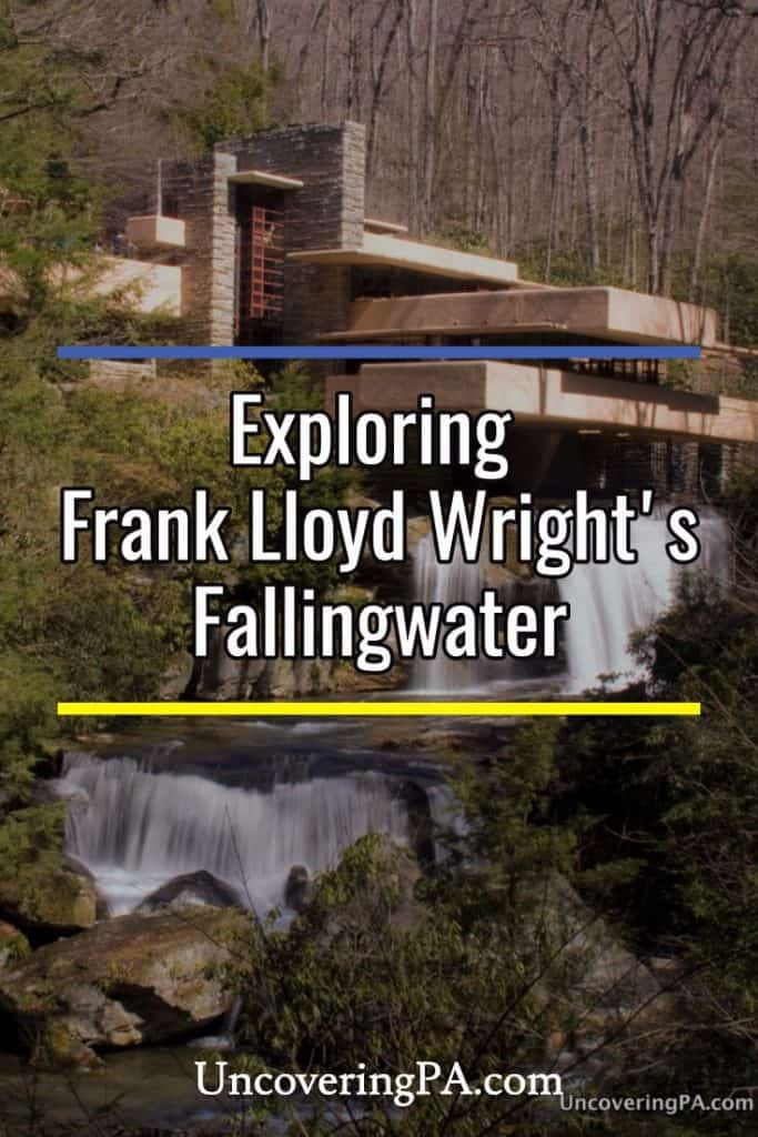 Visiting Frank Lloyd Wright's Fallingwater