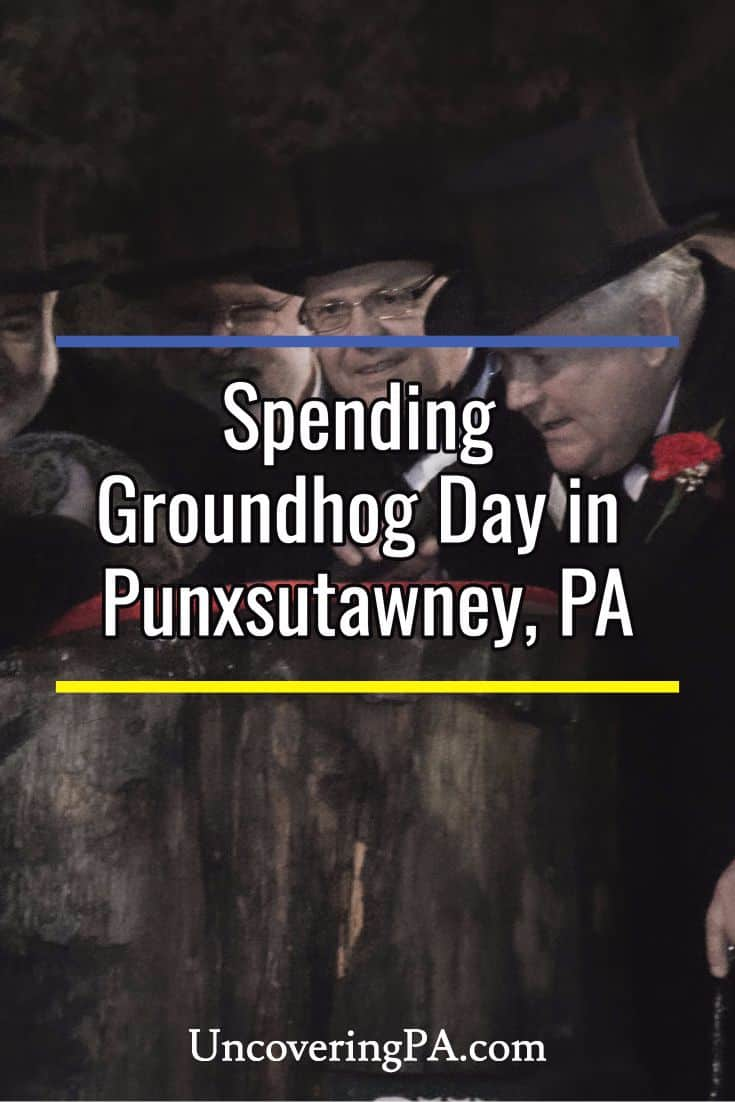 Groundhog Day in Punxsutawney, Pennsylvania, is an absurd event that everyone should experience! Find out our top tips to ensure you have a great time at Gobbler's Knob on February 2nd. #PA