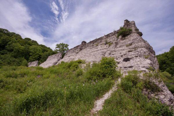Exploring the Ruins of Austin Dam in Potter County, Pennsylvania
