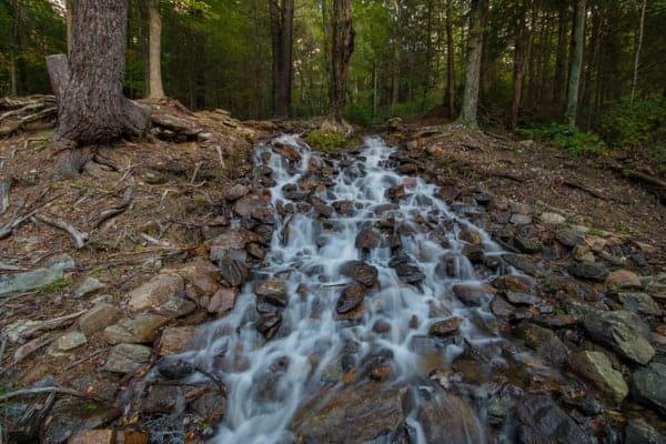 Caledonia Falls near Gettysburg, Pennsylvania
