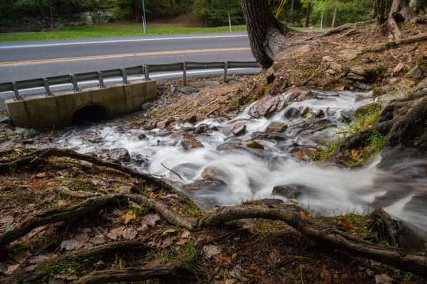 How to get to Caledonia Falls in Franklin County, Pennsylvania