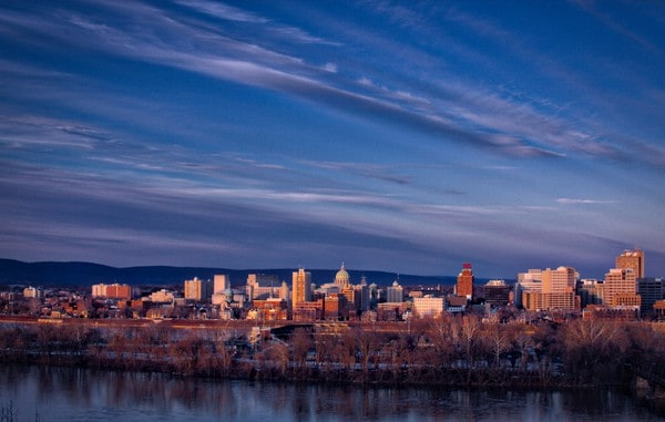 Place to shoot photos of Harrisburg: Negley Park