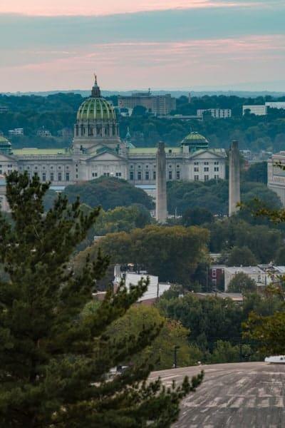 Best Places to Shoot Photos in Harrisburg: Reservoir Park
