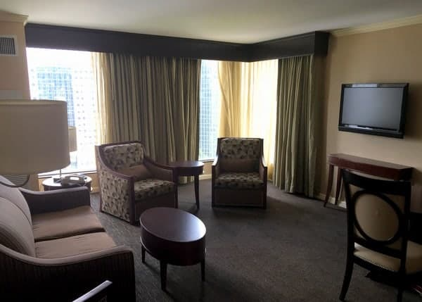 Suite at the Wyndham Grand Pittsburgh Downtown Review
