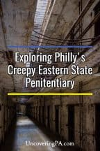Visiting Eastern State Penitentiary in Philadelphia