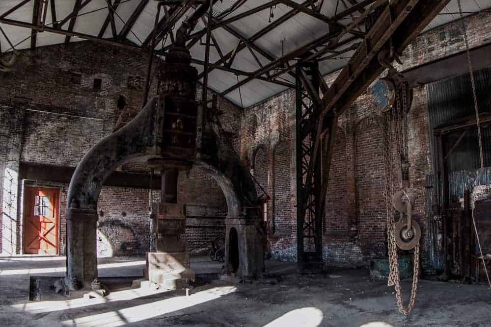 Hidden History: Inside the Abandoned Cambria Iron Works in Johnstown -  UncoveringPA