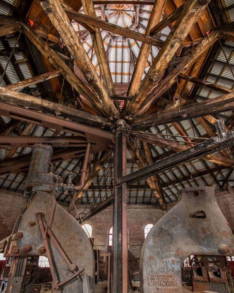 Touring Cambria Iron Works in Johnstown, Pennsylvania