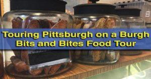 Burgh Bites and Bites Food Tour in Pittsburgh, Pennsylvania