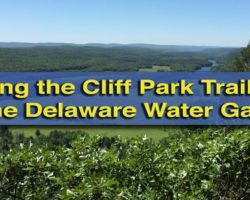 Hiking the Cliff Park Trail System in the Delaware Water Gap National Recreation Area