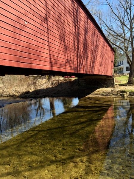 Northampton County, Pennsylvania Covered Bridge