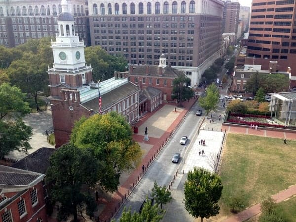 Philadelphia Facts: Independence Hall