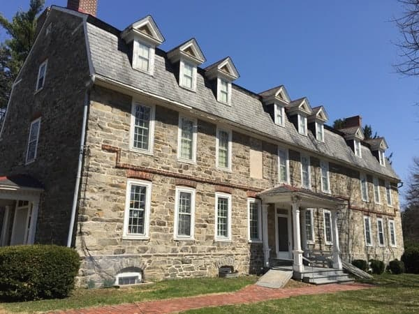 Moravian Historical Society Museum in Nazareth, Pennsylvania
