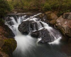 How to Get to Wild Creek Falls in Beltzville State Park