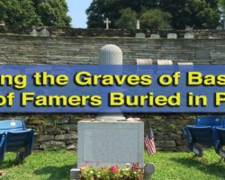 Visiting the Graves of the Baseball Hall of Famers Buried in and Around Southern Philadelphia