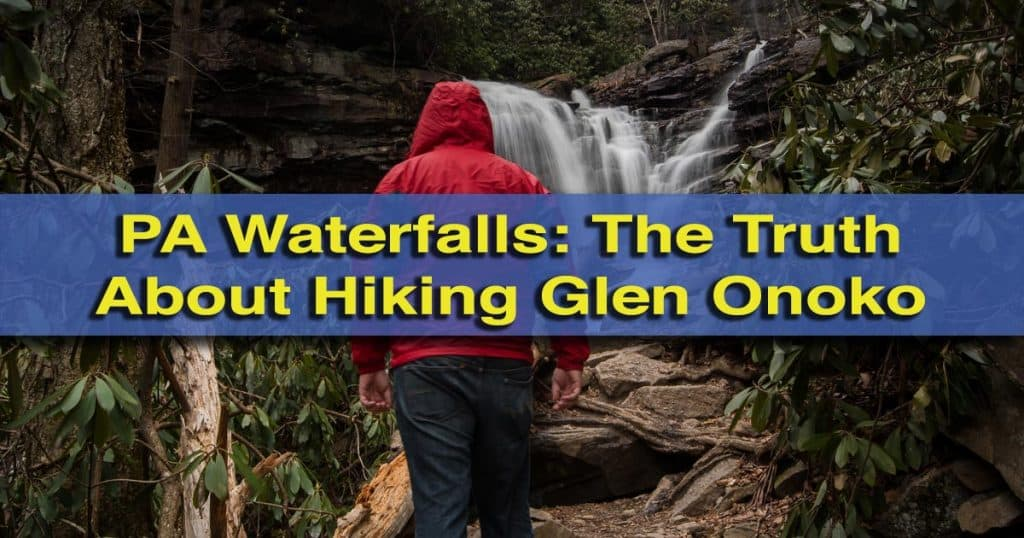 Top Posts of 4th Year: Glen Onoko Falls