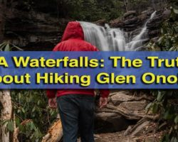 Pennsylvania Waterfalls: The Truth About Hiking Glen Onoko in Jim Thorpe