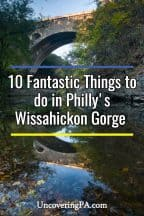 10 fantastic things to do in Wissahickon Gorge in Philadelphia, Pennsylvania