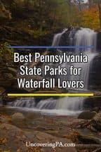 9 best Pennsylvania state parks for waterfall lovers