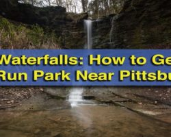 Pennsylvania Waterfalls: How to Get to Fall Run Park in Pittsburgh