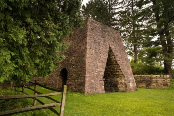 Historic PA State Parks: Greenwood Furnace State Park