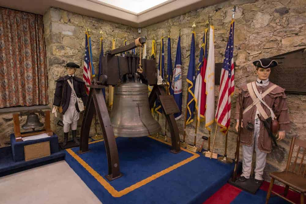 The Liberty Bell Museum is one of the best museums in the Lehigh Valley