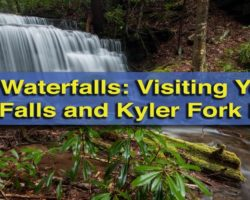 Pennsylvania Waterfalls: How to Get to Yost Run Falls in Sproul State Forest