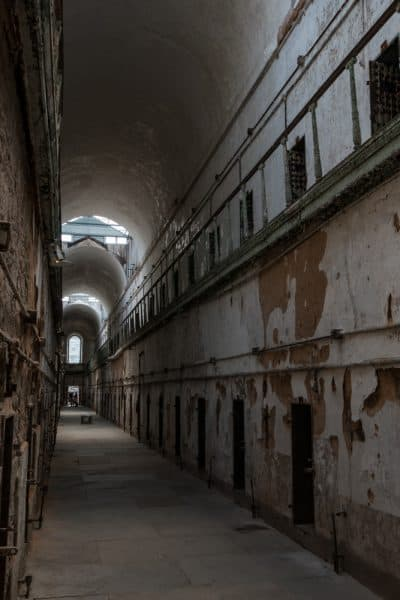 Creepiest places in Philadelphia: Eastern State Penitentiary
