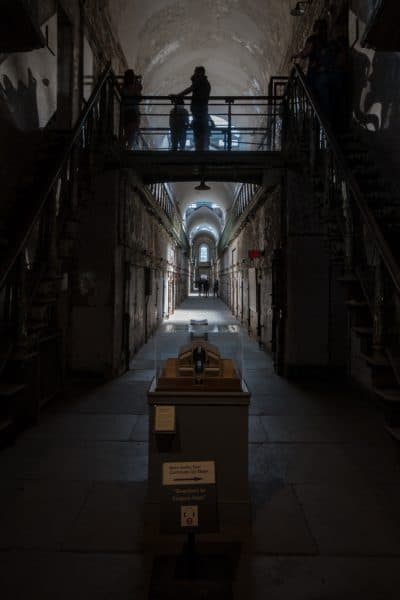 Photos of Eastern State Penitentiary in Philadelphia, PA