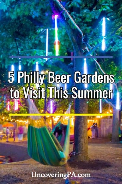 5 Philly beer gardens to enjoy this summer in Pennsylvania
