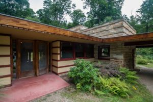 Touring the Frank Lloyd Wright Homes at Polymath Park